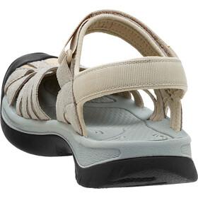 Keen Rose sandaalit Naiset, Aluminum/Neutral Gray